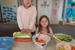 Essenstag am Freitag ist bei uns eine von vielen pädagogischen Aktivitäten