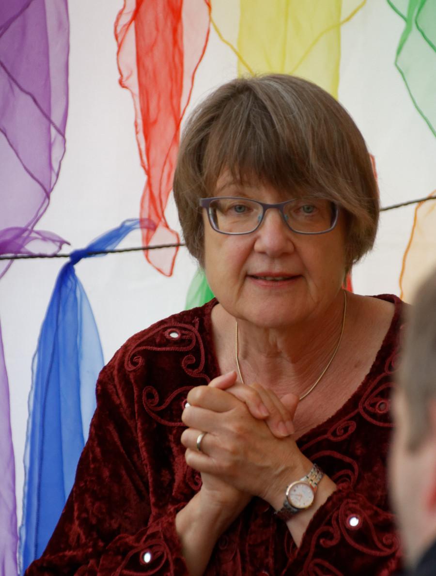 Christiane Frick